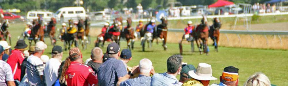 Race Day at Motukarara