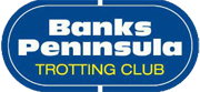Banks Peninsula Trotting Club Logo