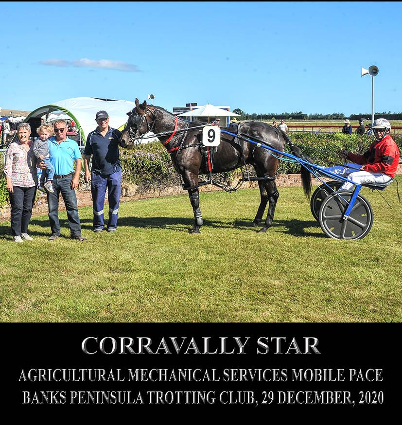 Corravalley Star