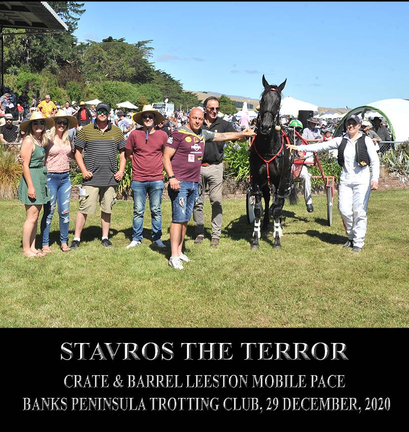 Stavros The Terror