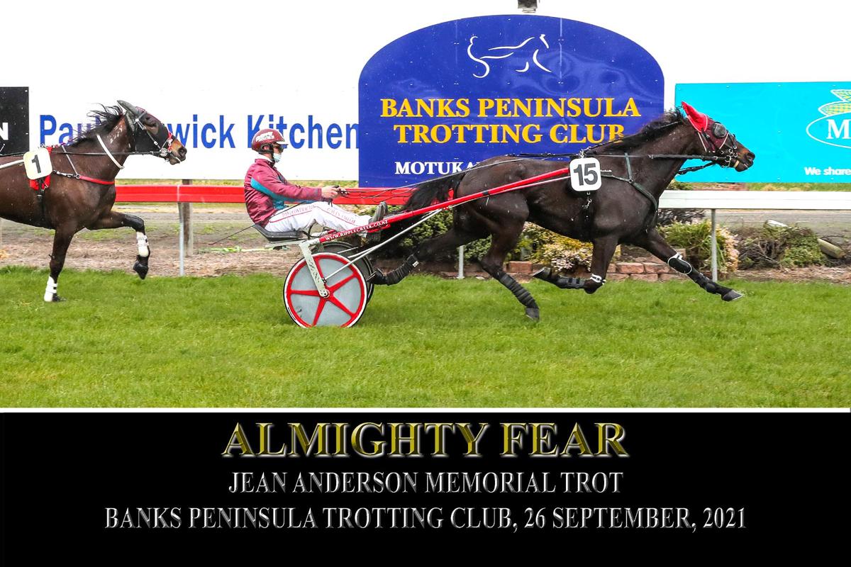 Almighty Fear
